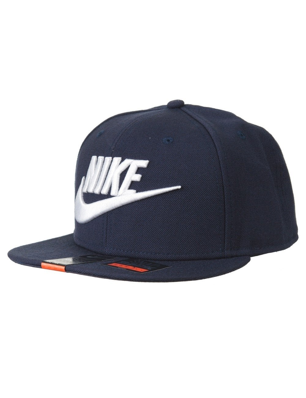Nike Futura True 2 Snapback Hat - Obsidian - Accessories from Fat ... ad2964d4a94