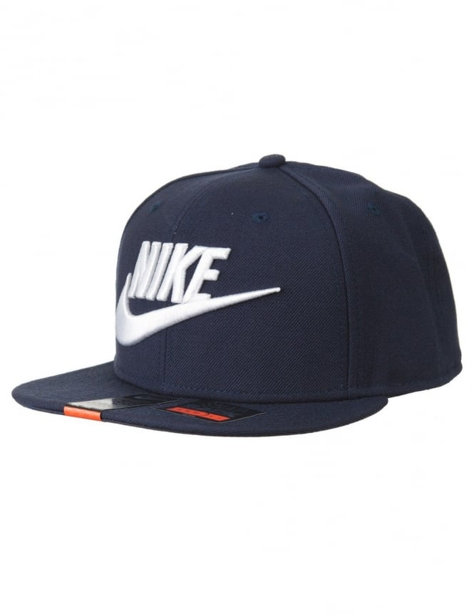 Nike Futura True 2 Snapback Hat - Obsidian