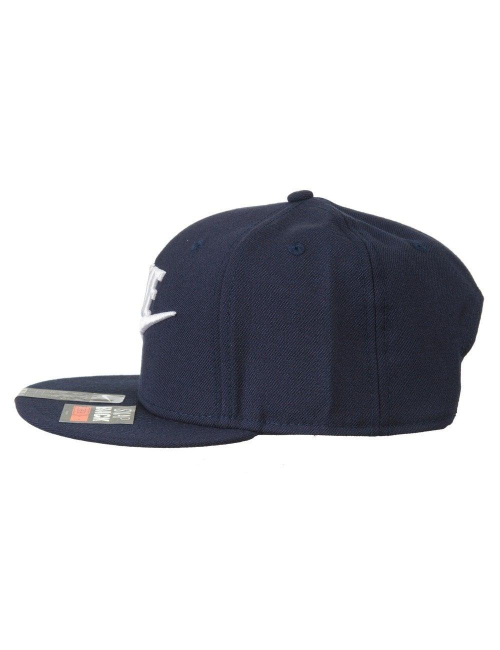 Nike Futura True 2 Snapback Hat - Obsidian - Accessories from Fat ... 0562744fc98b
