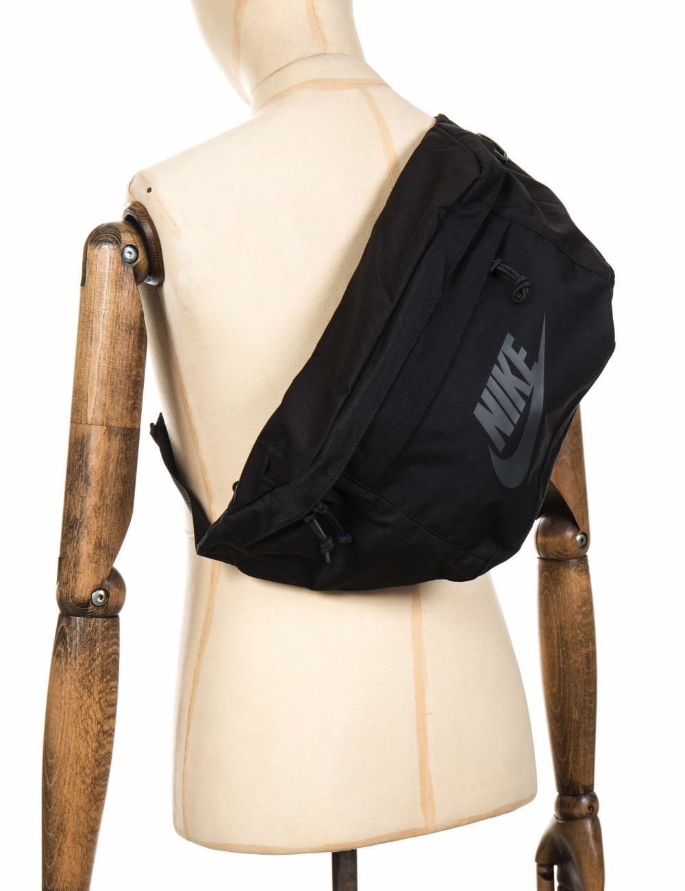 4eb9275d829f Nike Hip Pack - Black Black - Accessories from Fat Buddha Store UK