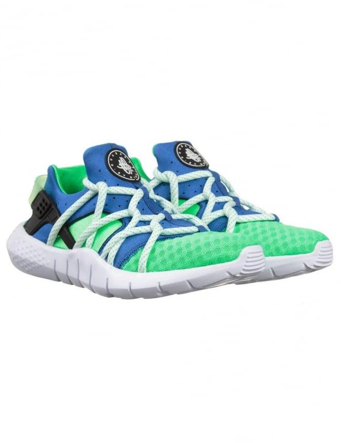 Nike Huarache NM Shoes - Poison Green