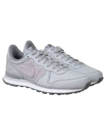 Nike Internationalist PRM Shoes - Wolf Grey/Cool Grey
