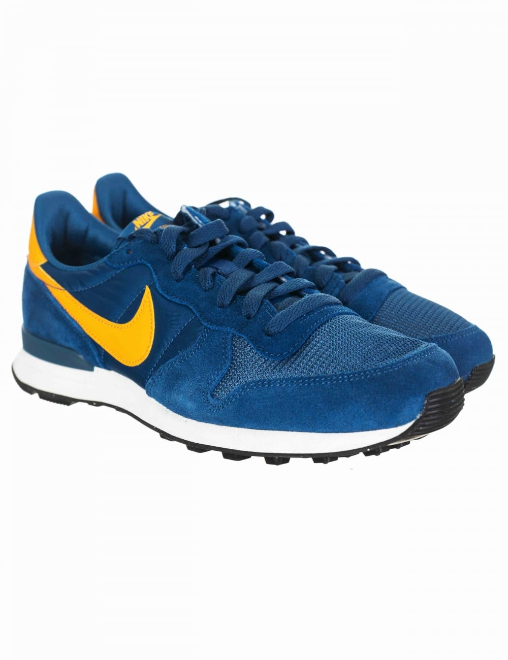 newest collection 99cc6 17227 Nike Internationalist Shoes - Court Blue Del Sol