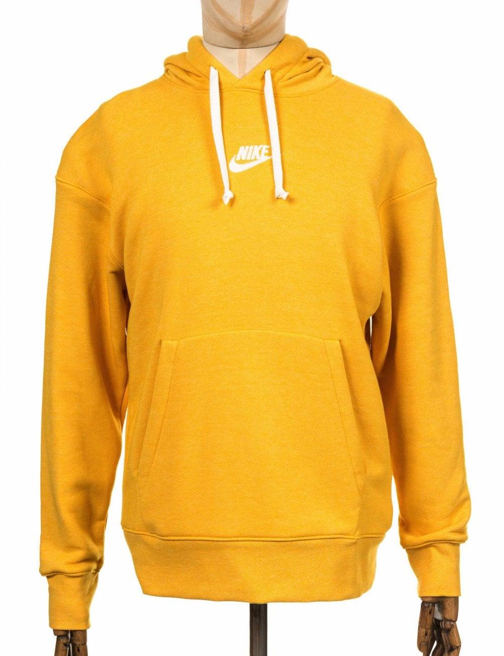 NSW Heritage Hooded Sweatshirt Yellow Ochre Heather