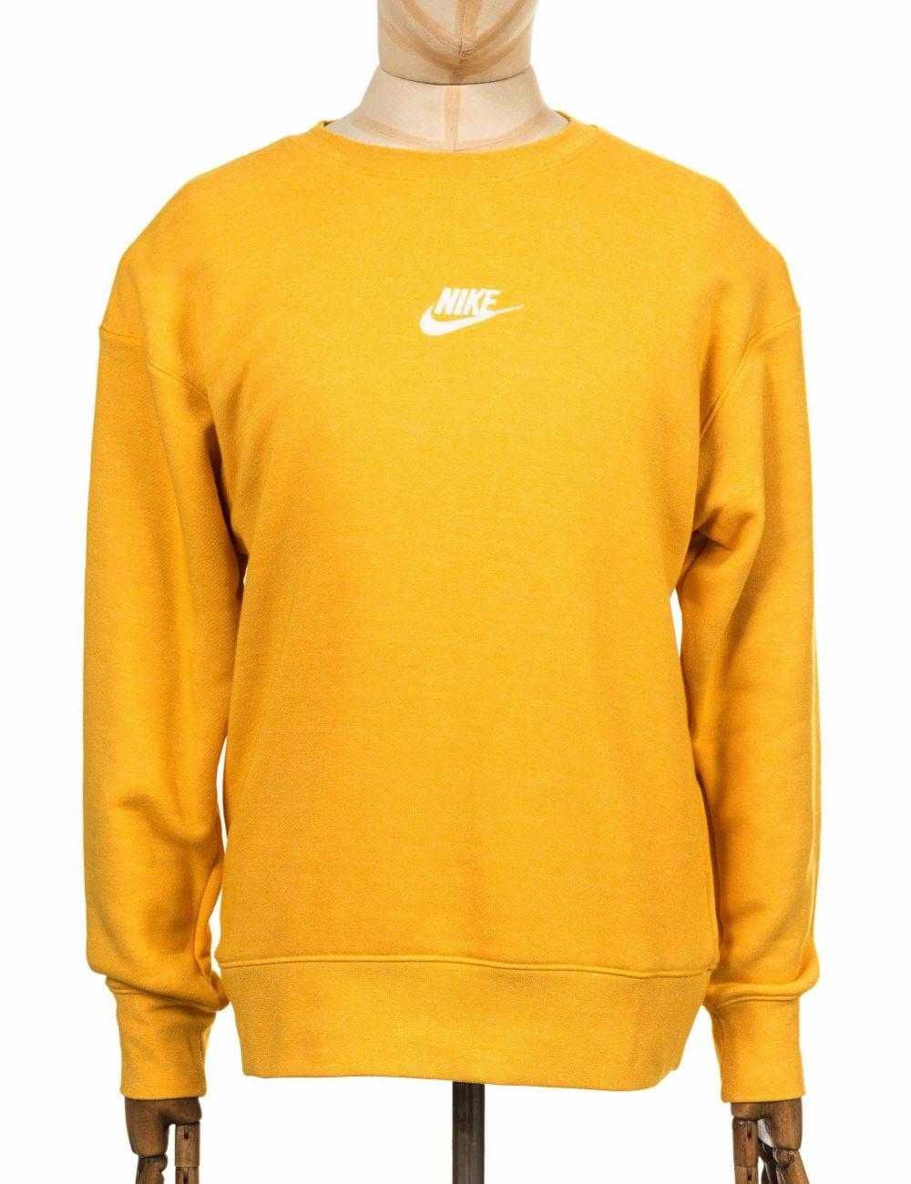 NSW Heritage Sweatshirt , Yellow Ochre Heather