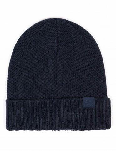 62962dd985417 Nike NSW Honeycomb Beanie Hat - Obsidian