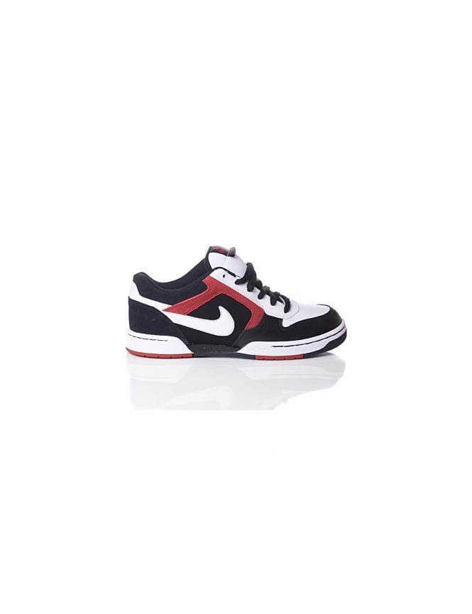 Intacto Ejercicio mañanero moral  Nike Renzo - Red/White - Trainers from Fat Buddha Store UK
