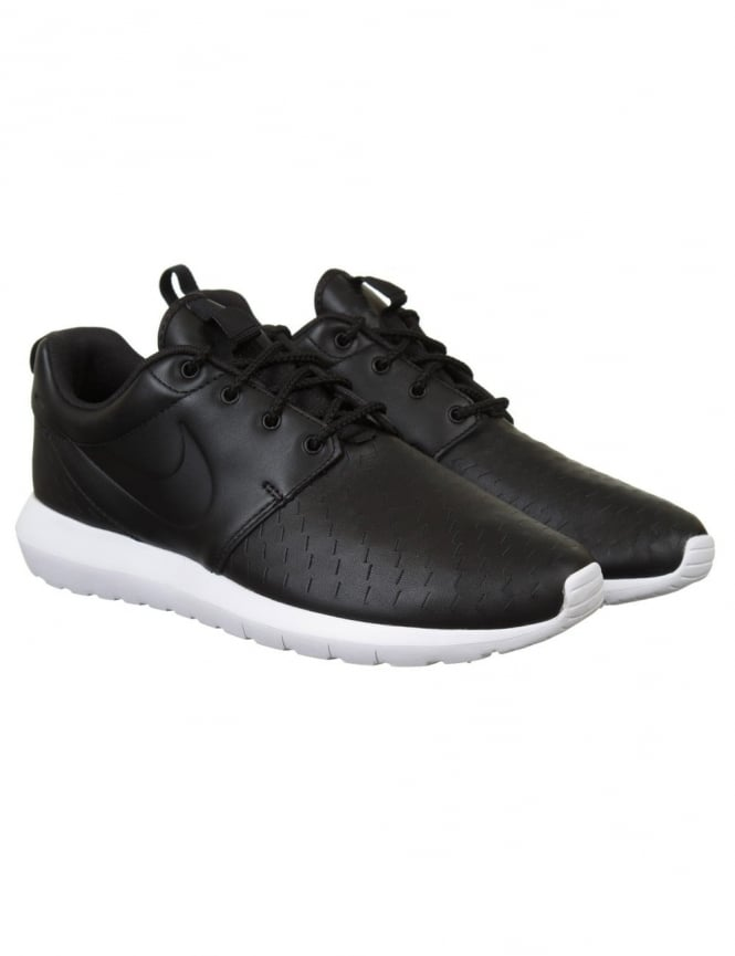 Nike Roshe NM LSR Shoes - Black