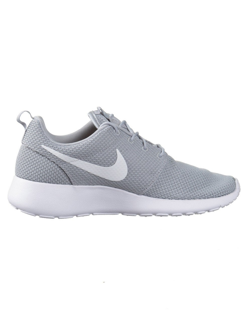 separation shoes 86c75 8ff44 Roshe Run Shoes - Wolf Grey/White