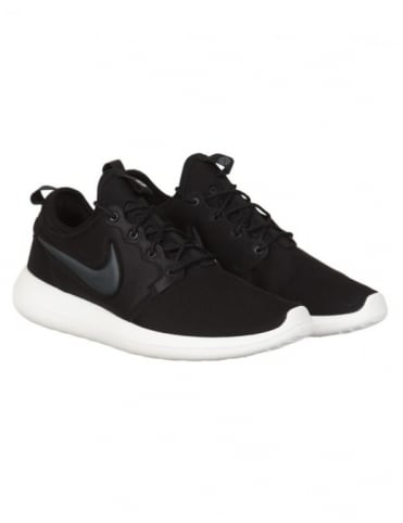 Roshe Two Shoes - Black/Anthractie