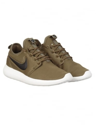 Nike Roshe Two Shoes - Iguana/Black