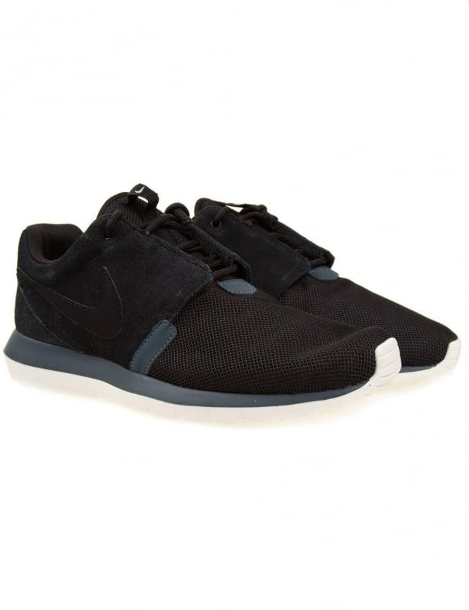 best sneakers 4a29a 76630 nike rosherun nm black uk