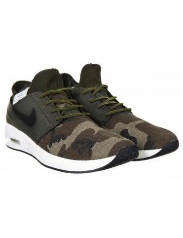 ffe4d71edf Nike SB Air Max Janoski 2 Premium Trainers - Iguana Black