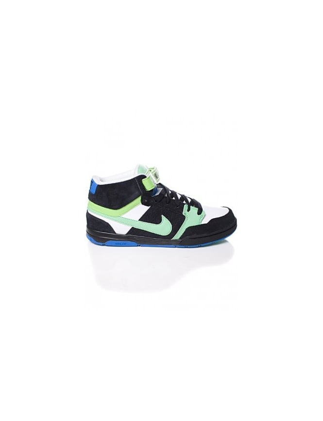new arrival b8207 122f1 Nike SB Air Mogan Mid - BlackTourmaline