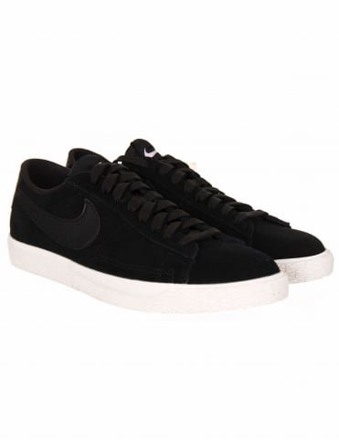 Blazer Low Shoes - Black/Black