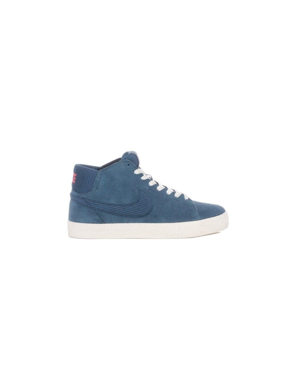 check out 90fcd 4084b Blazer Mid LR - Squadron Blue