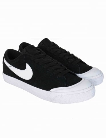 Blazer Zoom Low GT Shoes - Black/White