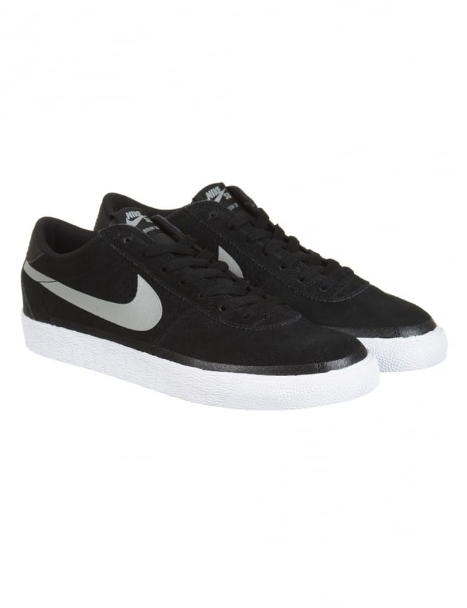 Nike SB Bruin Prm SE Shoes - Black/Base Grey
