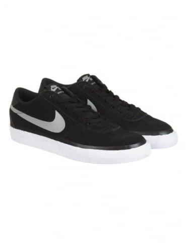 Nike SB Bruin Prm SE Shoes - Black/Base Grey
