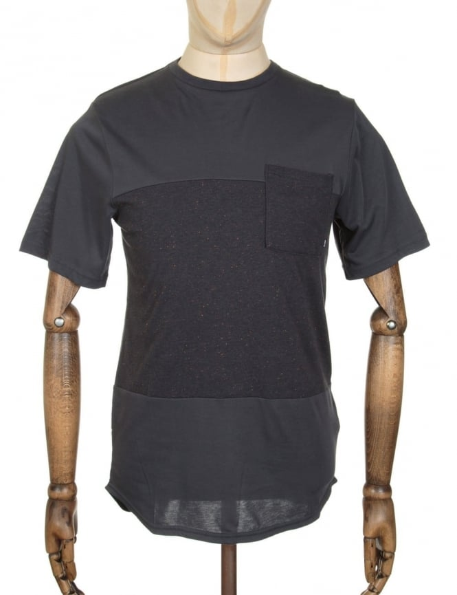 Dri Fit Neps Pocket T Shirt Anthracite Clothing From
