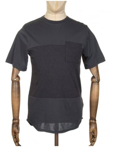 Dri-FIT Neps Pocket T-shirt - Anthracite