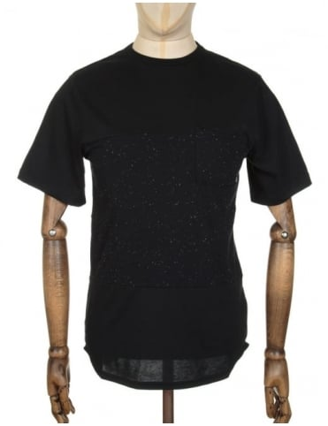 Dri-FIT Neps Pocket T-shirt - Black