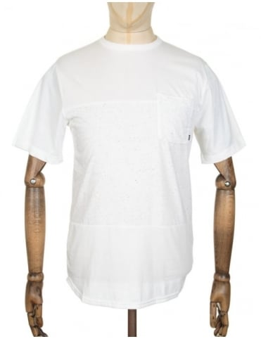 Dri-FIT Neps Pocket T-shirt - Ivory