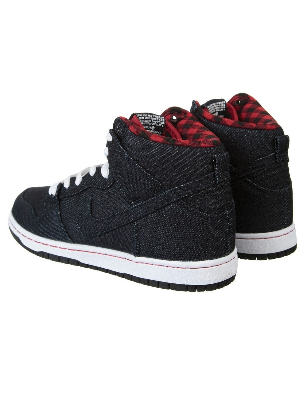 watch 90a49 8c907 Dunk High Premium Boots - Dark Obsidian Sale