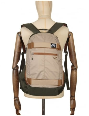 Nike SB Embarca Backpack - Cargo Khaki/Khaki