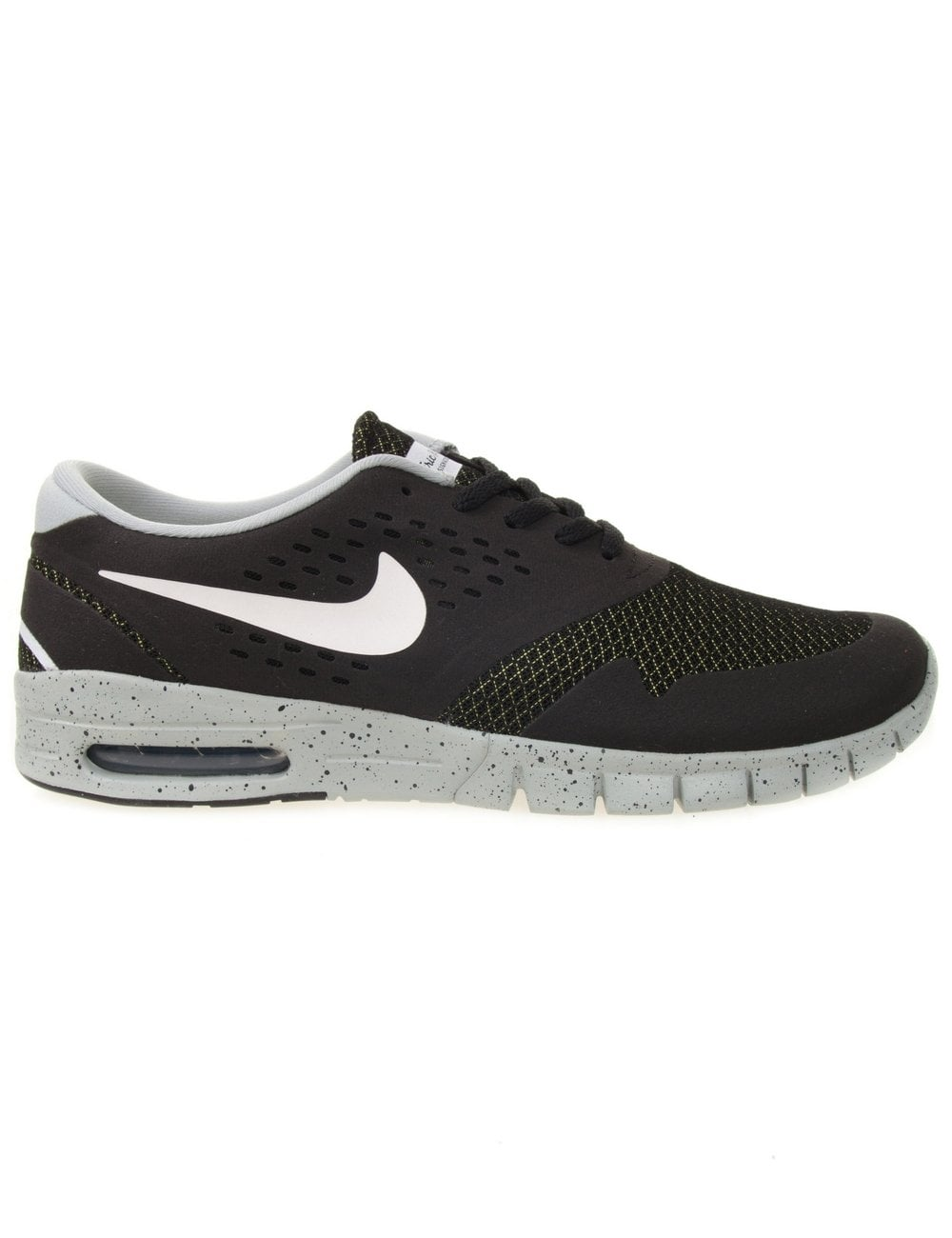 1672d7664130 Nike SB Eric Koston 2 Max - Black - Trainers from Fat Buddha Store UK