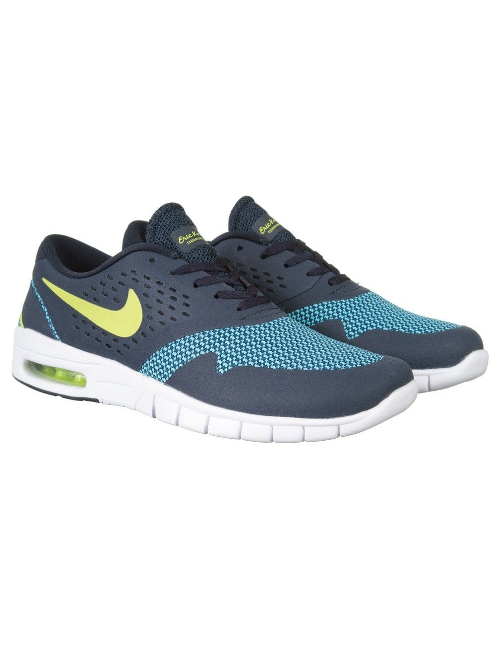 the best attitude b9ac1 04e54 Eric Koston 2 Max Shoes - Dark Obsidian