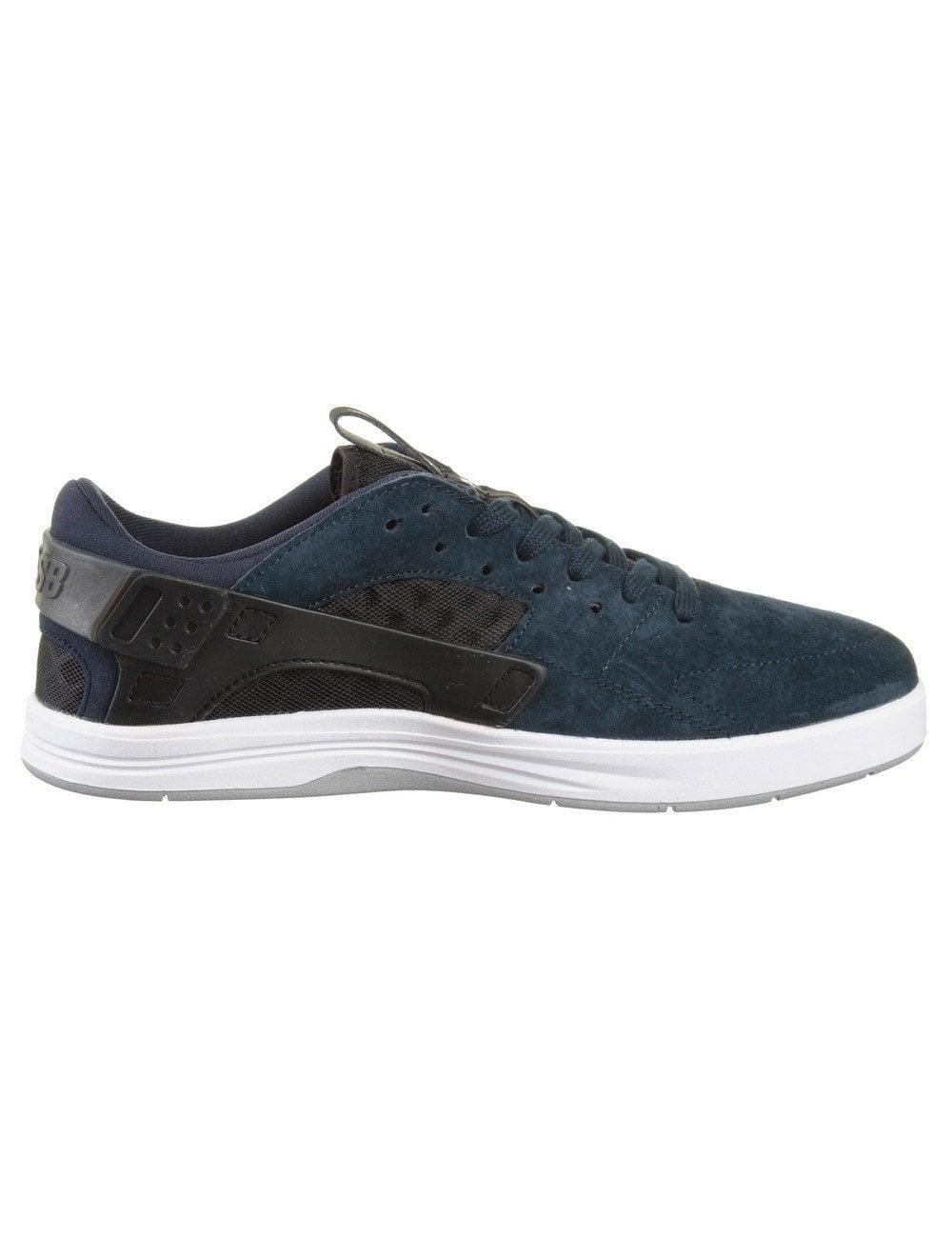 ca7abc01e09d Nike SB Eric Koston Huarache - Dark Obsidian White - Footwear from ...