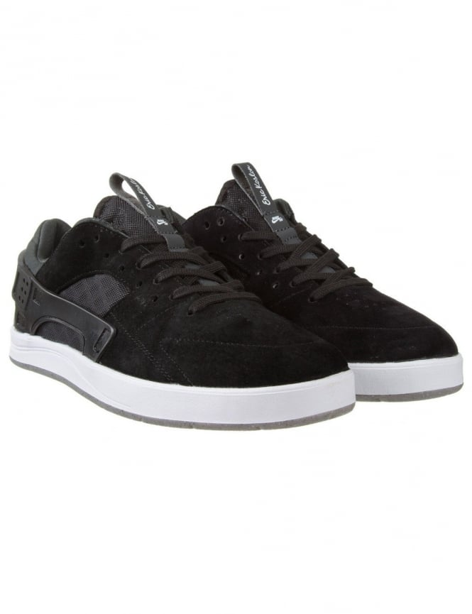 Nike SB Eric Koston Huarache Shoes - Black/Anthracite