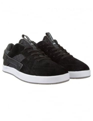 Nike SB Eric Koston Huarache Shoes - Black/Anthracite
