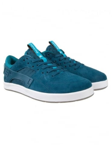 Nike SB Eric Koston Huarache Shoes - Blue Force/Blue Lagoon