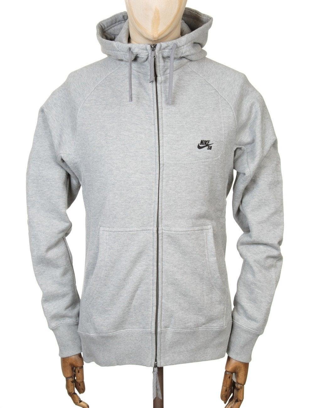 Nike SB Everett Graphic Zip Hoodie