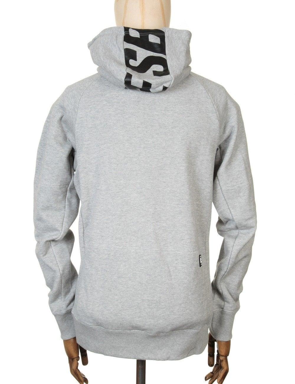 e0daae8bedb Nike SB Everett Graphic FZ Zip Hoody - Dark Grey Heather - Clothing ...