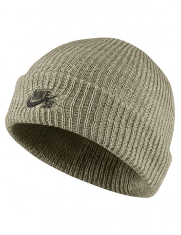 Fisherman Beanie - Neutral Olive