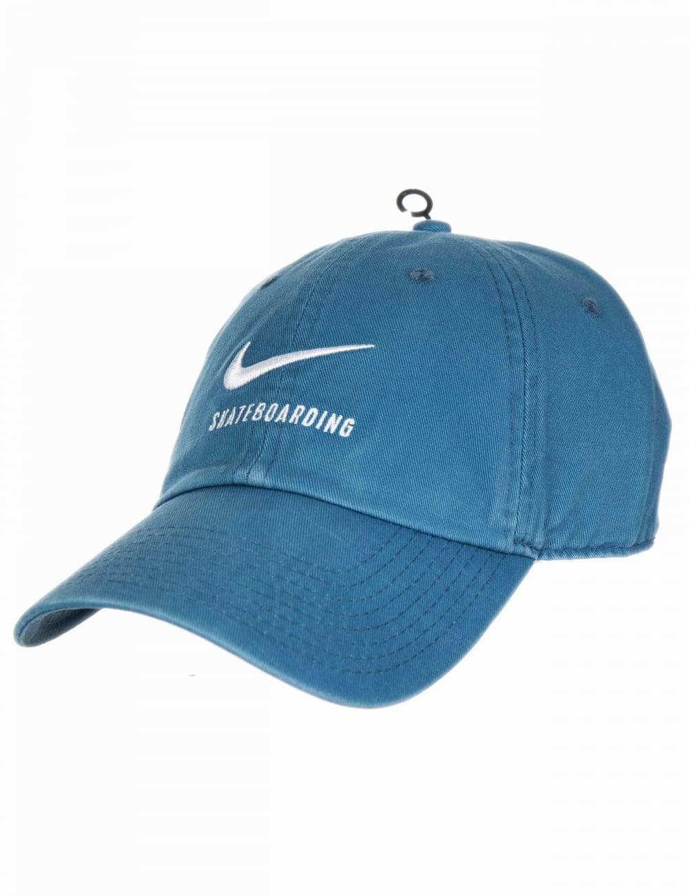 cheap for discount 5ad2f 7341c Nike SB H86 Adjustable Cap - Noise Aqua