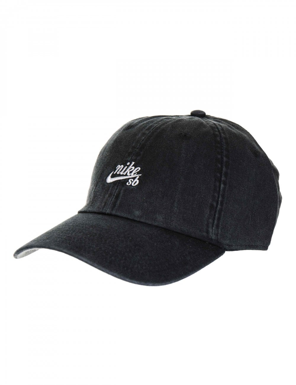 41f4f45d2ba Nike SB H86 Icon Adjustable Hat - Black - Hat Shop from Fat Buddha ...