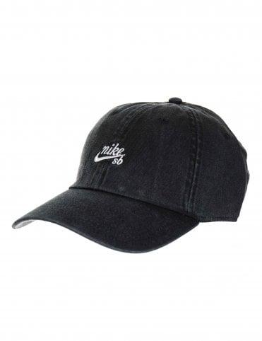 f5f6258666eaf Nike SB H86 Icon Adjustable Hat - Black