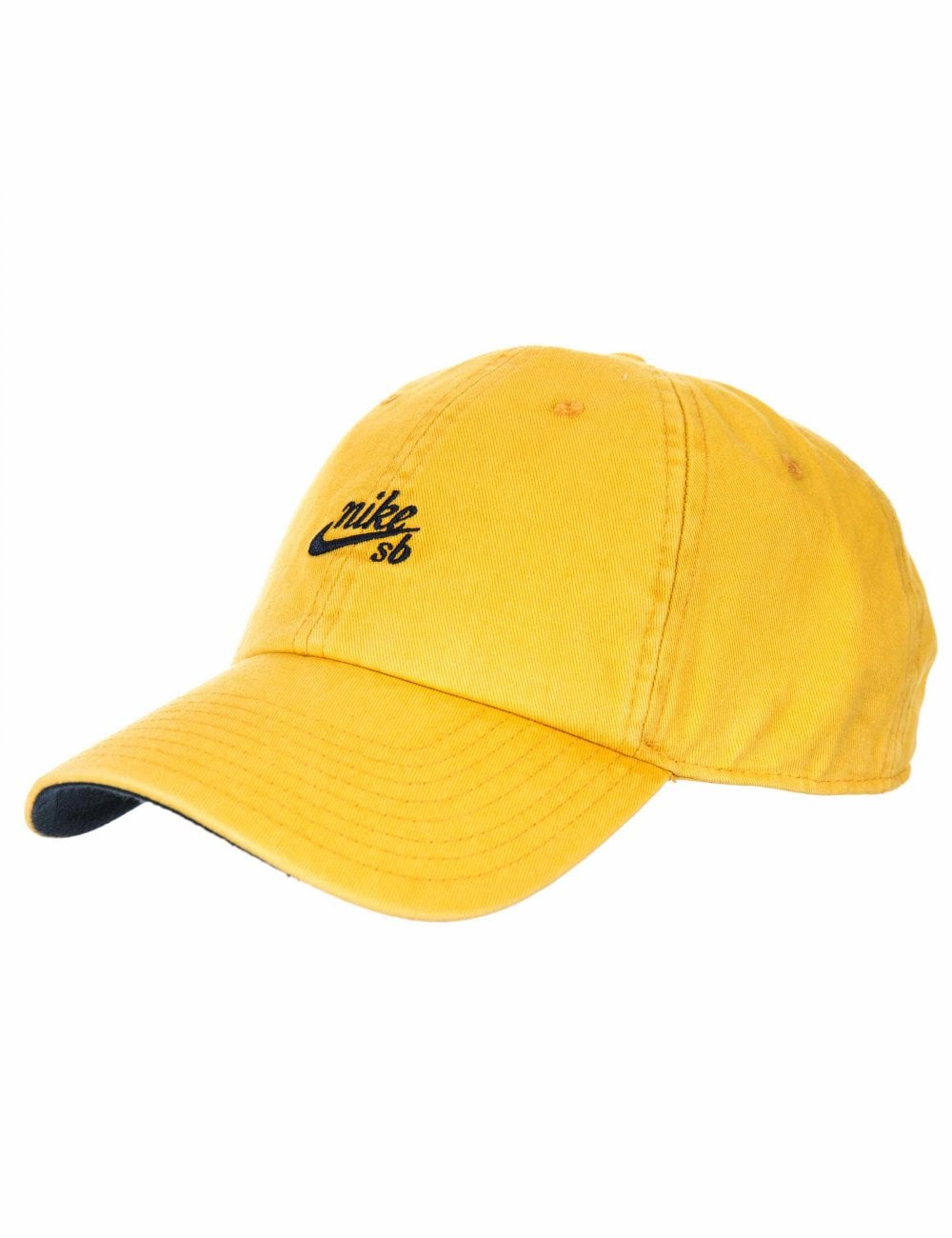 6fe4b5d40d5 Nike SB H86 Icon Adjustable Hat - Yellow Ochre - Hat Shop from Fat ...
