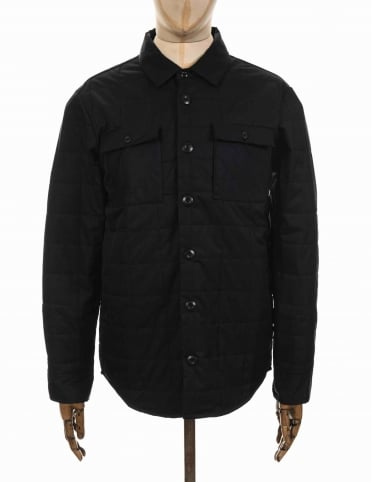 Holgate Winterised Shirt - Black