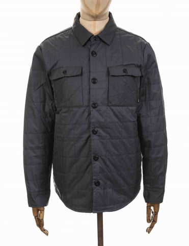 Holgate Winterised Shirt - Dark Grey