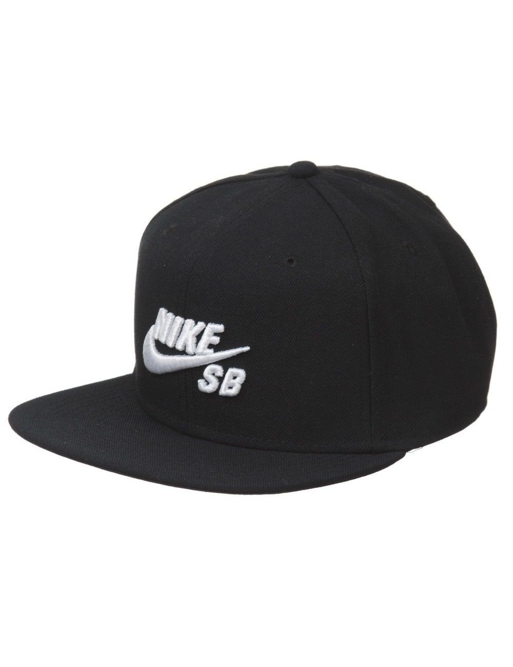 cb89d4c71 Icon Logo Pro Snapback Hat - Black