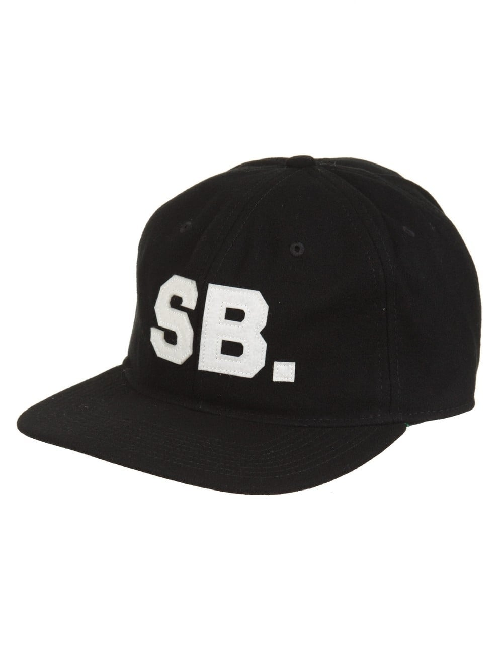 Nike SB Infield Pro Snapback Hat - Black - Hat Shop from Fat Buddha ... 7de8a865c15