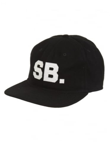 Nike SB Infield Pro Snapback Hat - Black