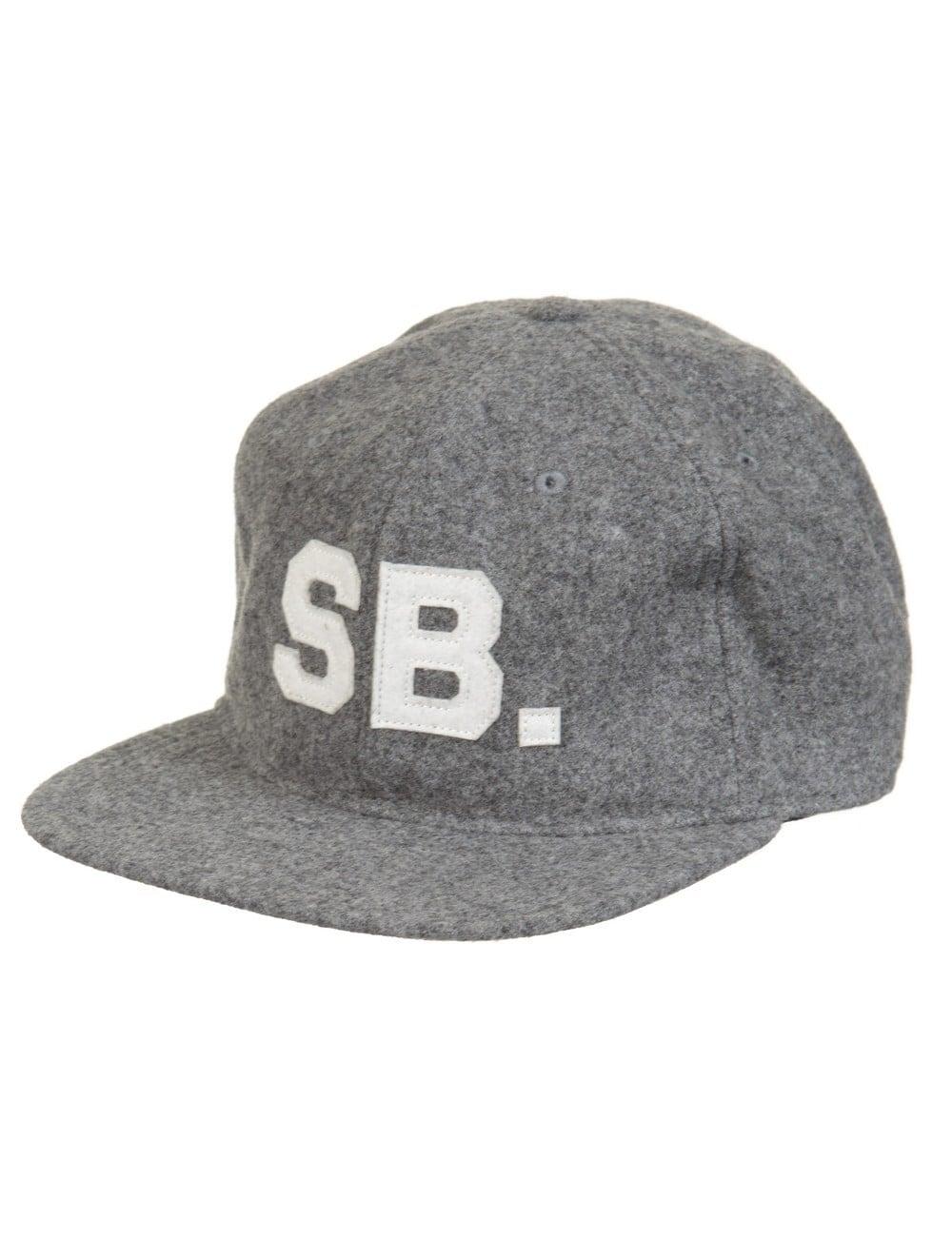 2b597cb05f Nike SB Infield Pro Snapback Hat - Grey - Hat Shop from Fat Buddha ...