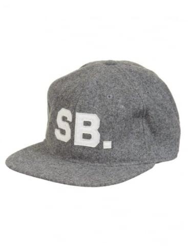 Nike SB Infield Pro Snapback Hat - Grey