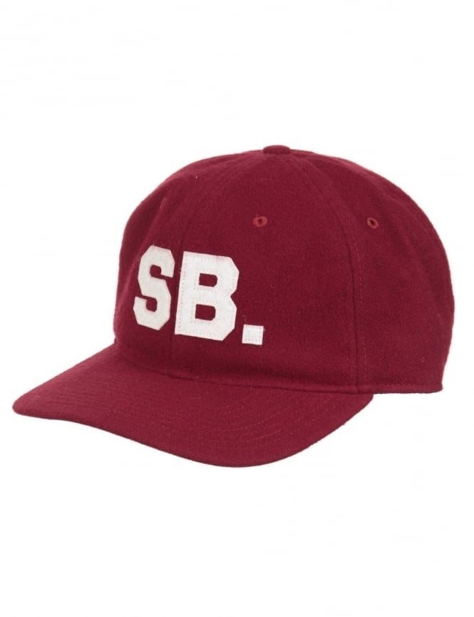 Nike SB Infield Pro Snapback Hat - Red